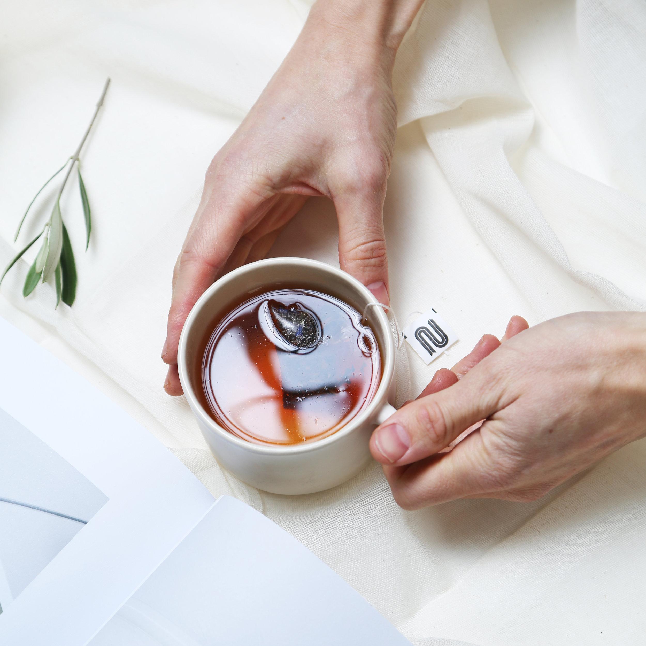 English Breakfast teabag