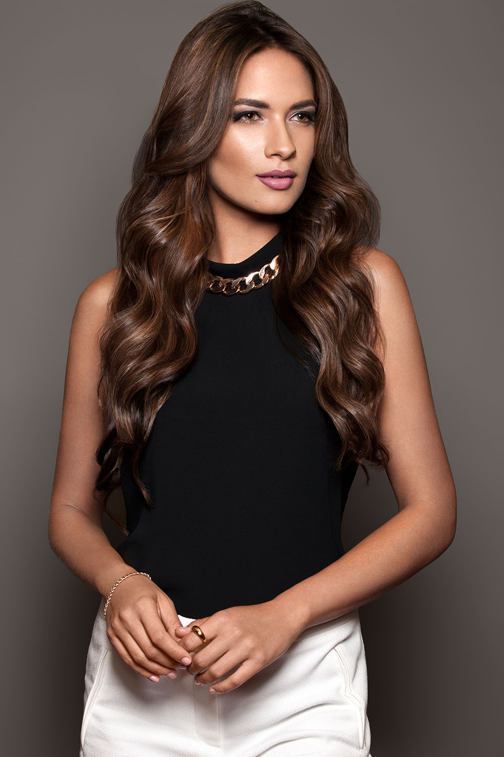 Blowout New York tape-in hair extensions Hairtalk