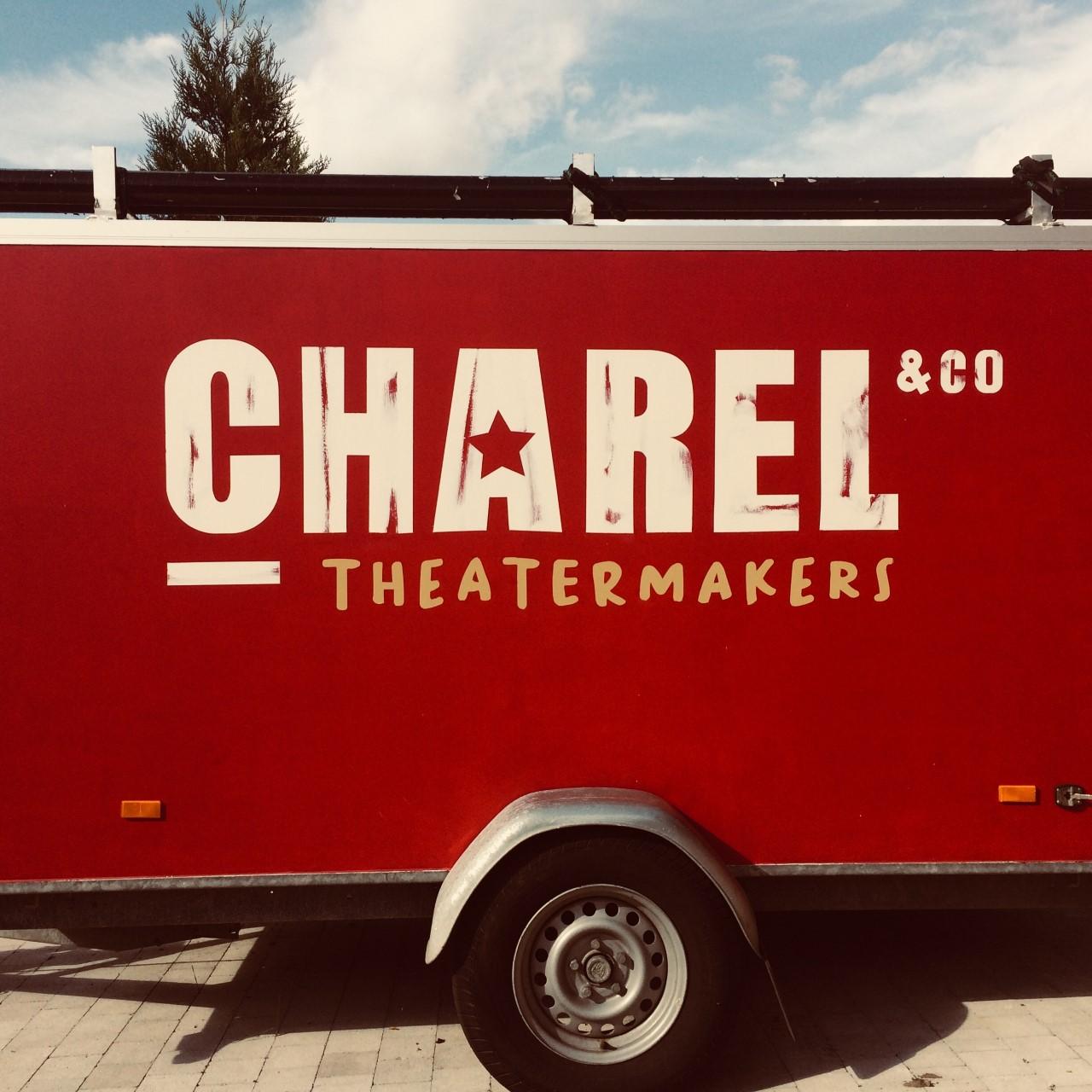 ontwerp logo theater