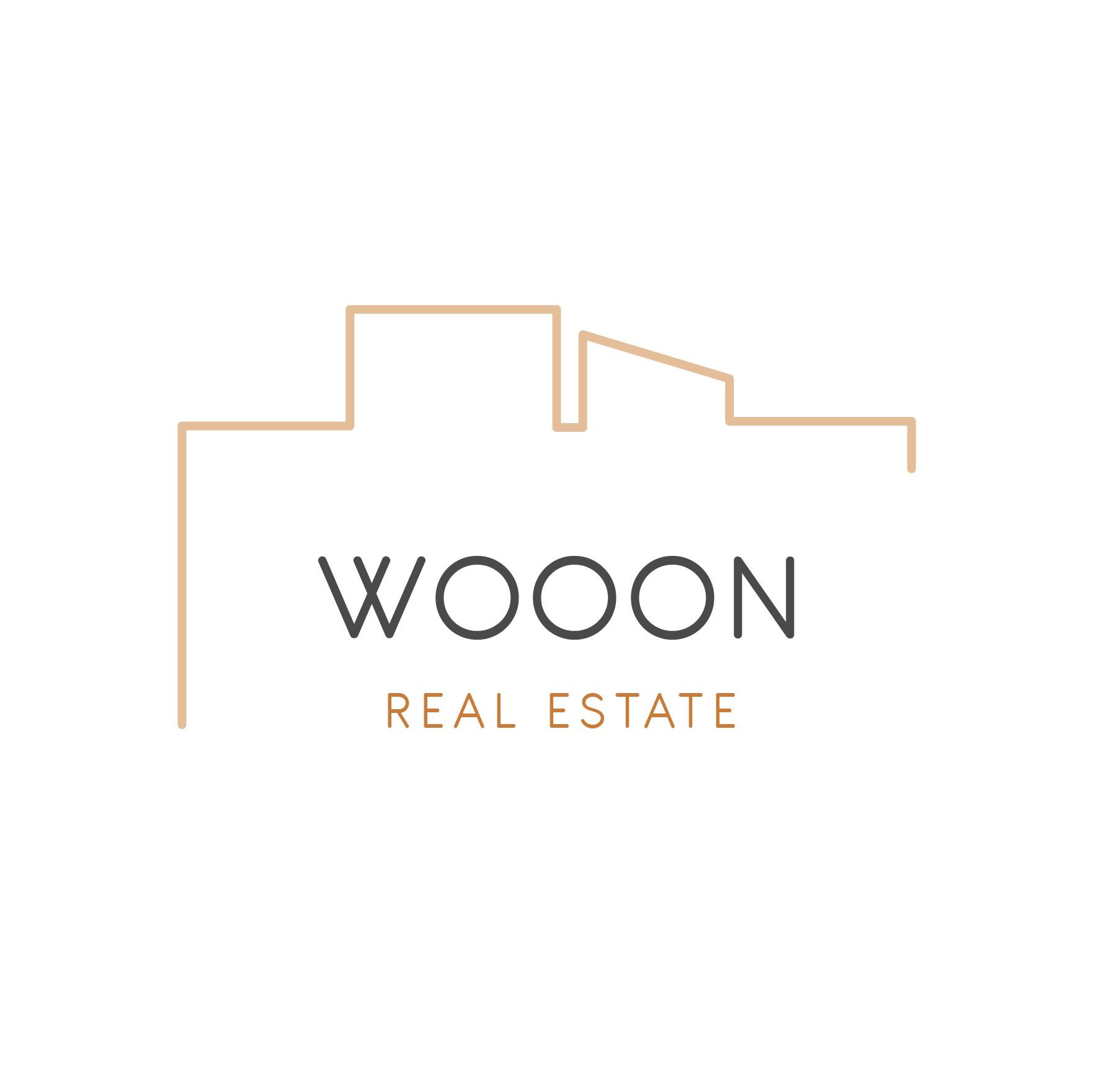 Ontwerp logo WOOON