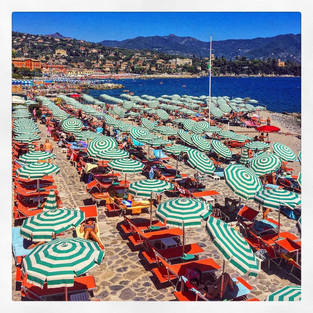 🌀 My kinda Saturday Spin class 🌀 (at Santa Margherita Ligure Portofino)