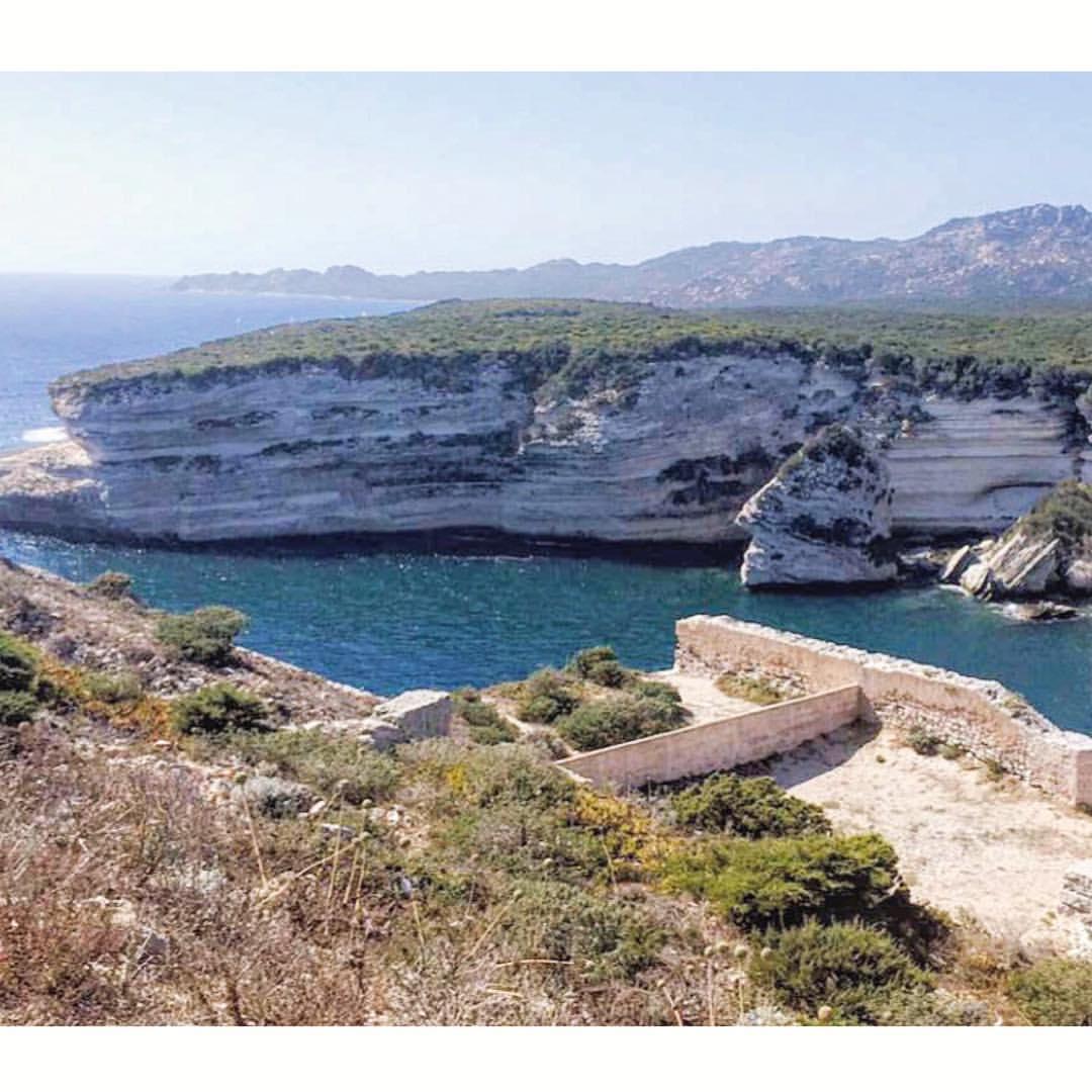 The beauty of Bonifacio  (at Bonifacio, Corsica France)