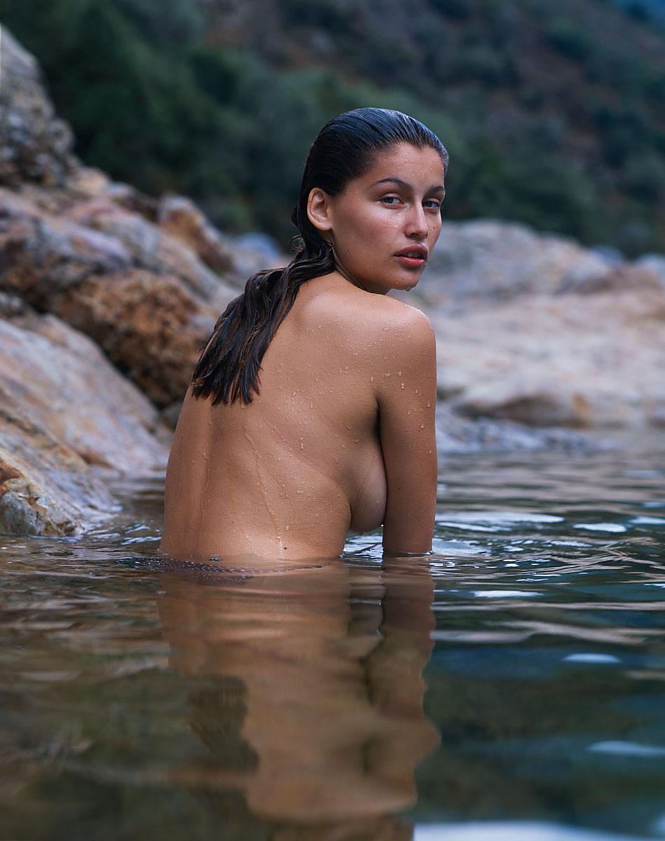 laetitia-casta :     Laetitia Casta in Corsica