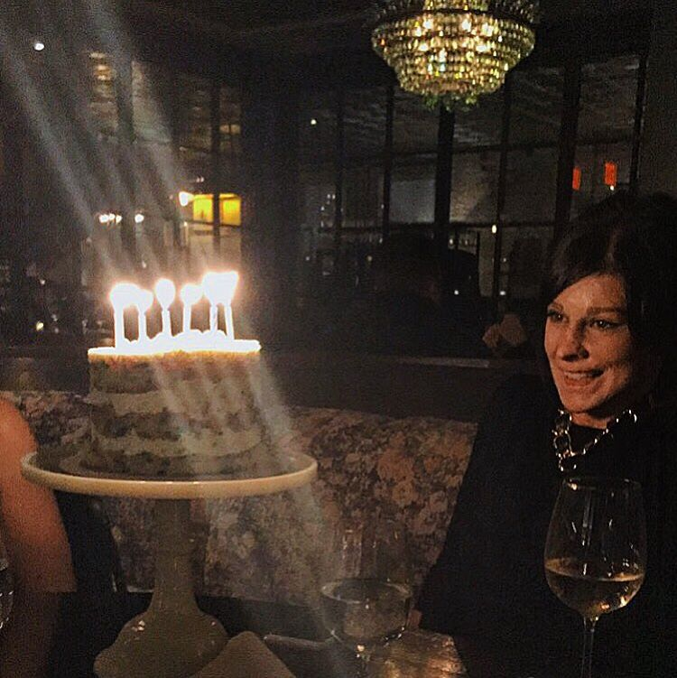 Happiest of days to the one we call Shay. We love you long time bb from London, New York and back.  (at Soho House New York)