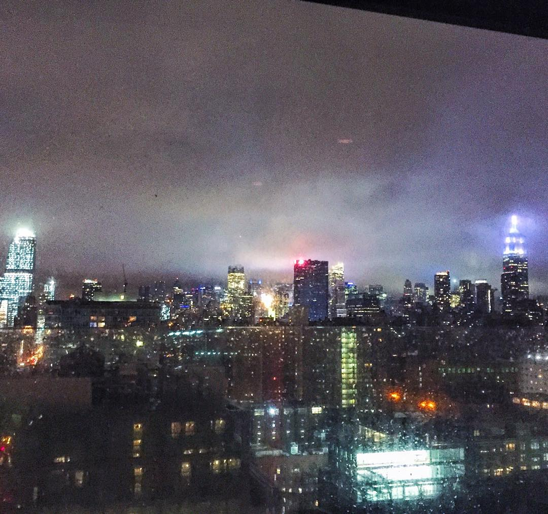 Late night NYC sexiness  (at Le Bain at The Standard, High Line)