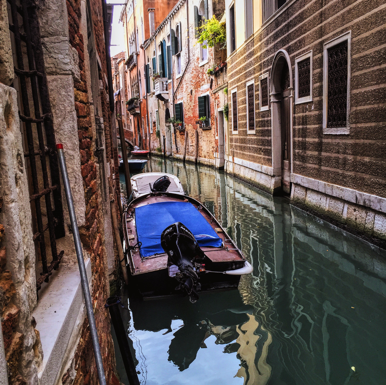 Where there are no streets | Memories of Venice #2