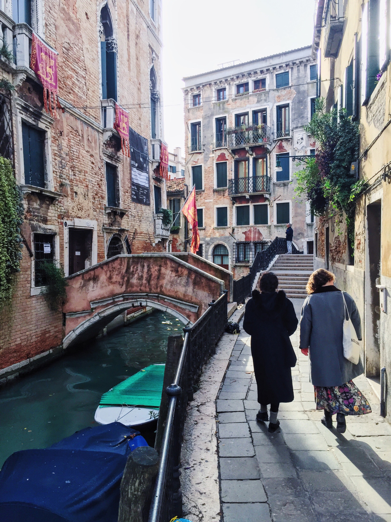 A walk along the canal | Memories of Venice #1