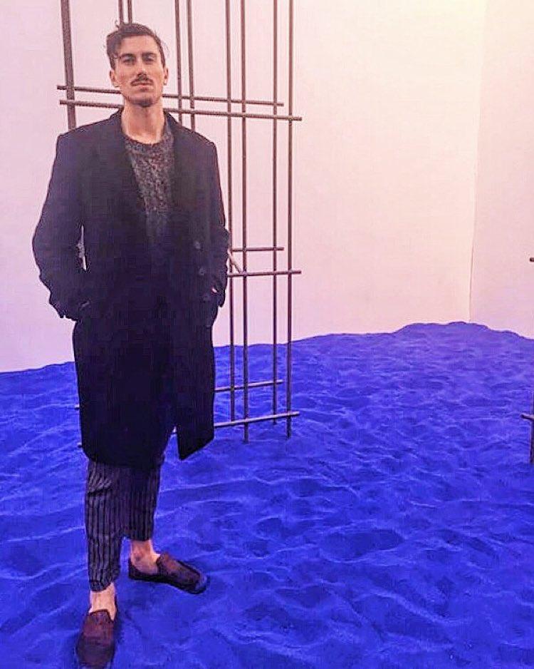 Biennale blues 💙🔵 (at Venice Biennale, Giardini-Arsenale)
