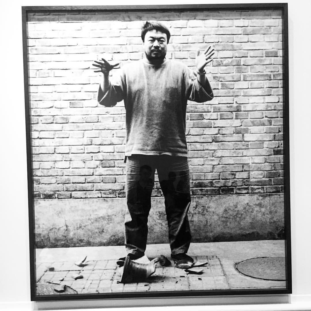 MONDAY #AiWeiWei  (at Royal Academy of Arts)