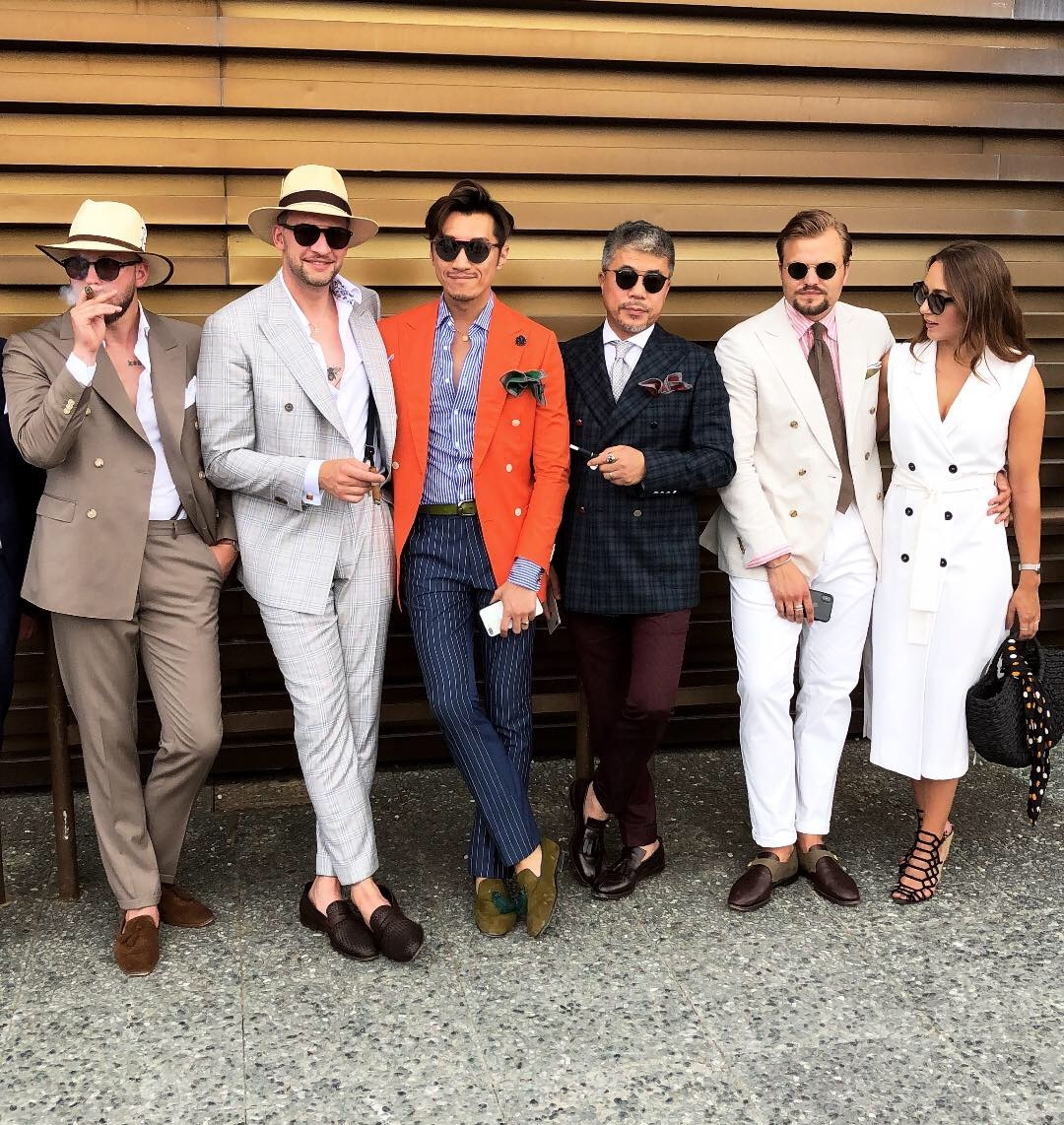 Pitti Uomo 94 - A photo diary of this June's bi-annual event.