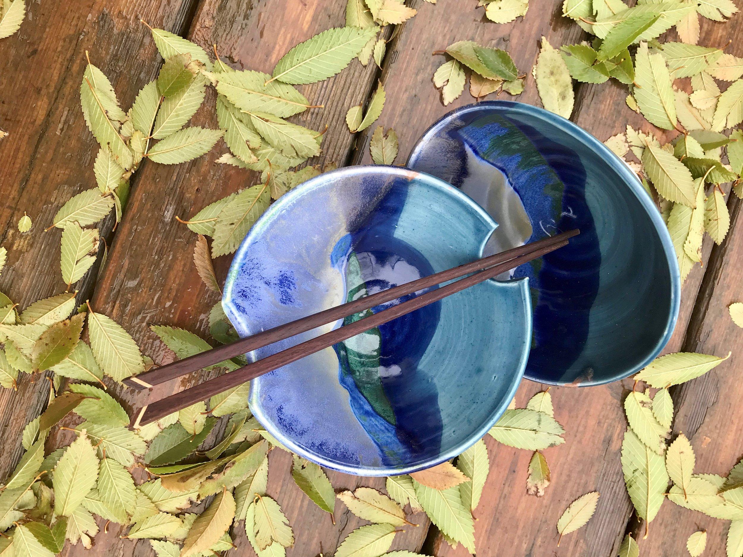Glazed Over Pottery