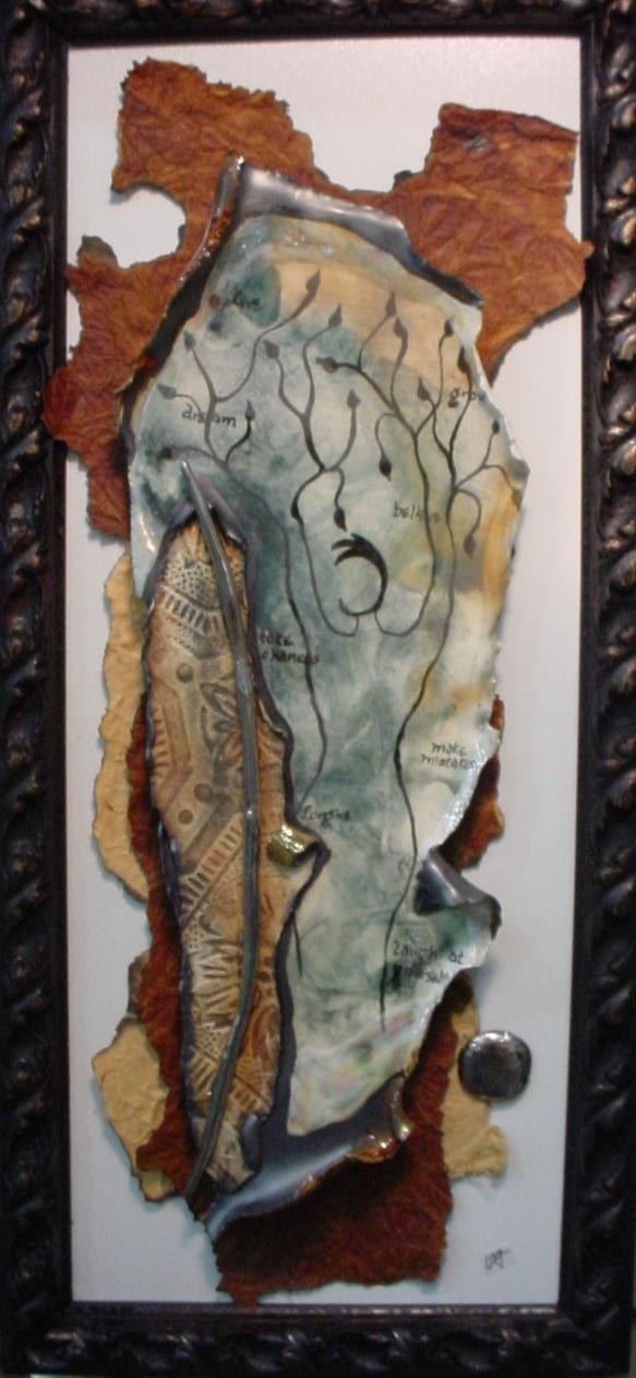 Framed Wall Art- Women's Journey Motif.jpg
