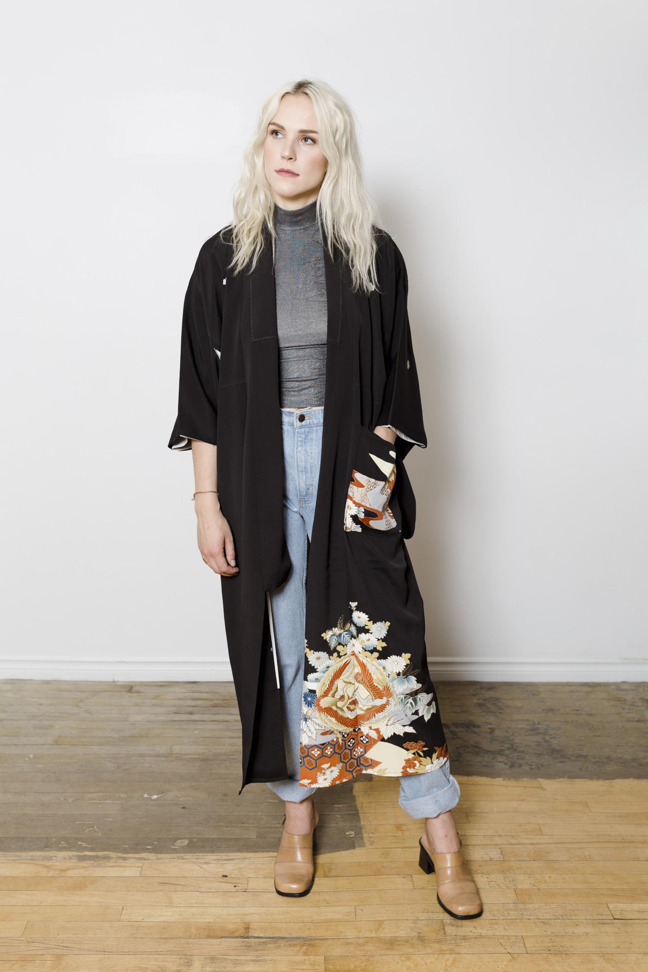 Ajisai Kimono