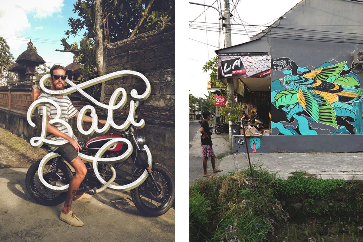 HFA Studio Bali Lettering