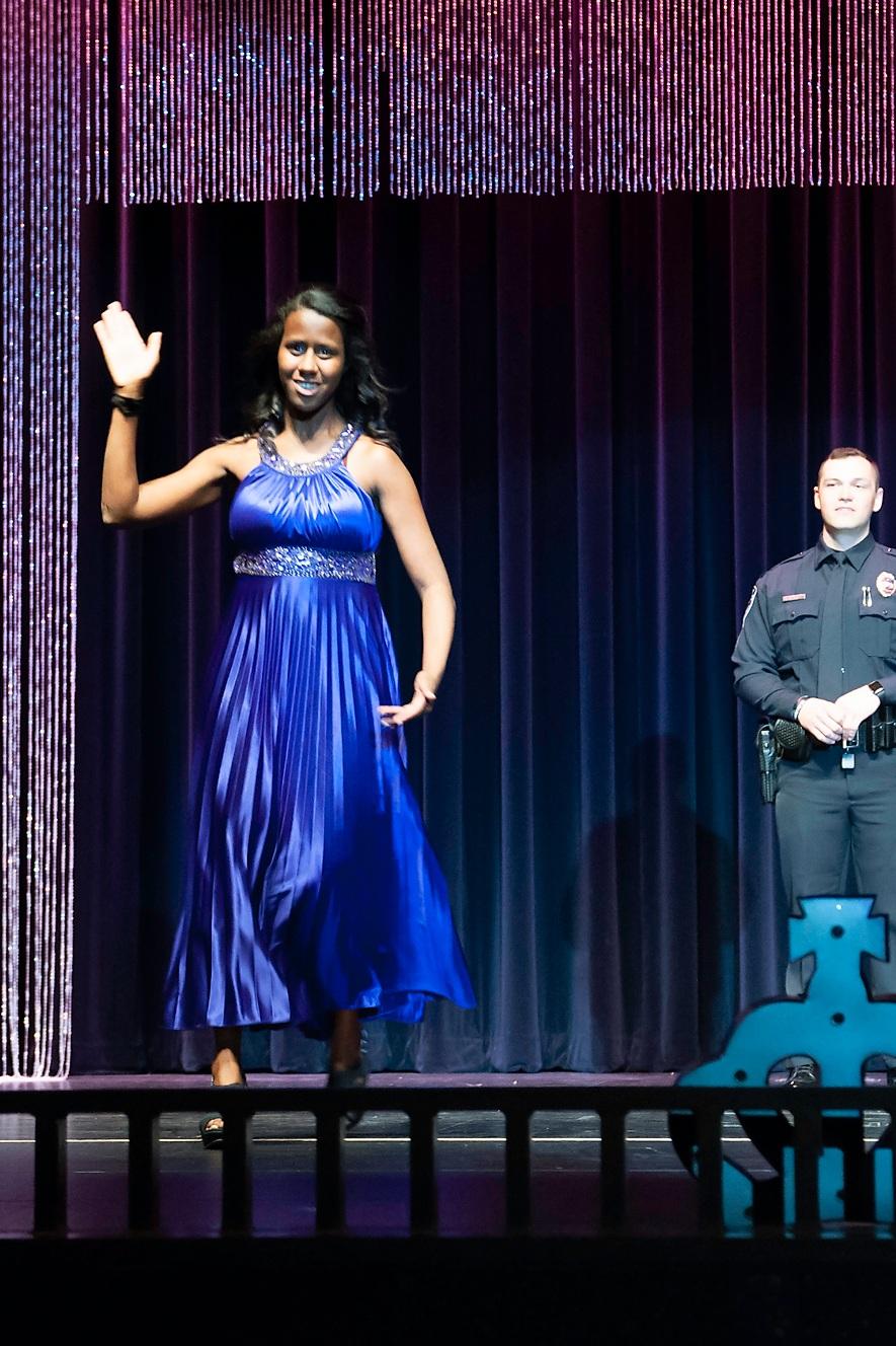 Alaska Miss Amazing Sr. Miss  |  Emma Martinez