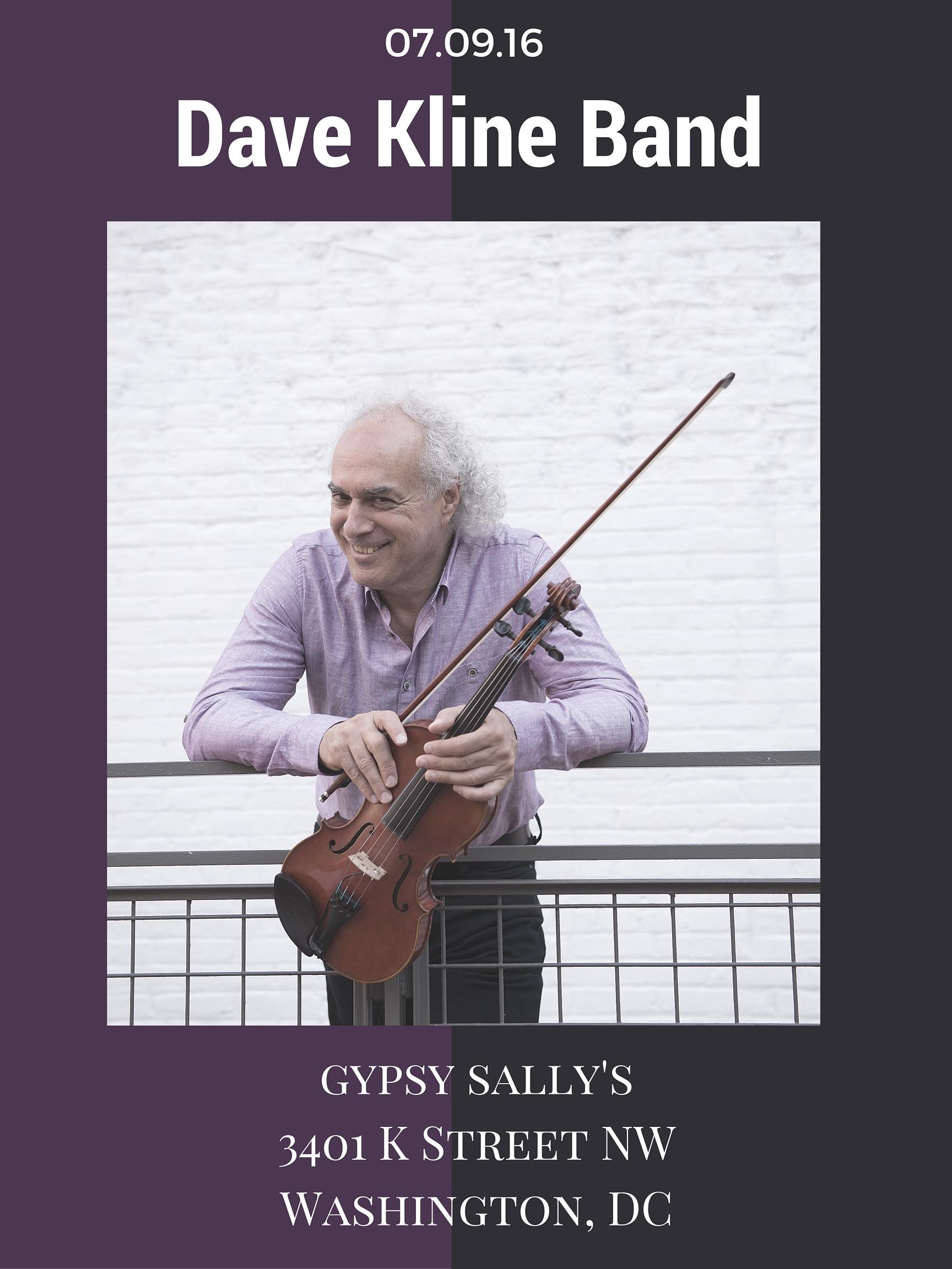 dave kline band gypsy sally's