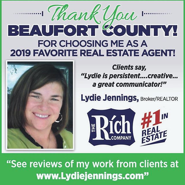 Congrats to @lydiejennings! #TheRichCompany is stronger with her on our team! 🏆 #ncrealestateagent #ncrealtor #ncrealestate #realtorlife #lovewhatyoudo #realestategoals #easternnc #washingtonnc #beaufortcountync #pamlicoriver #smalltowncharm #southernliving