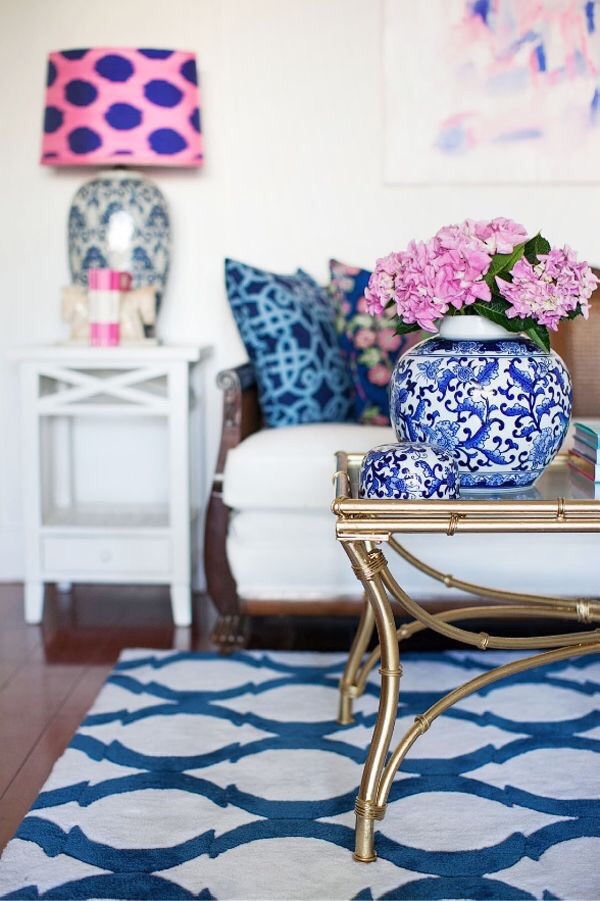 {Anna Caldwell's apartment featured in  Adore Magazine }