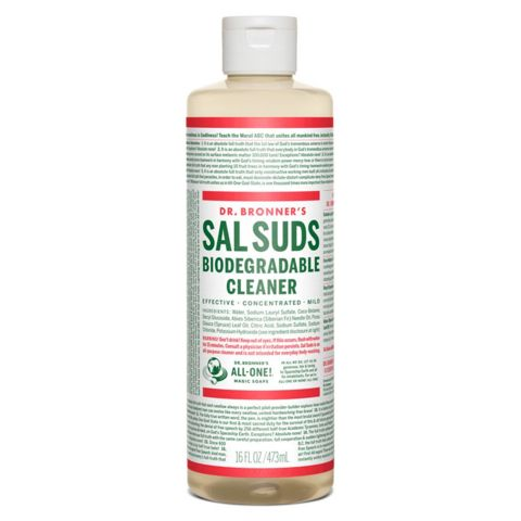 Dr. Bonner's Sal Suds Bio-degradable Cleaner