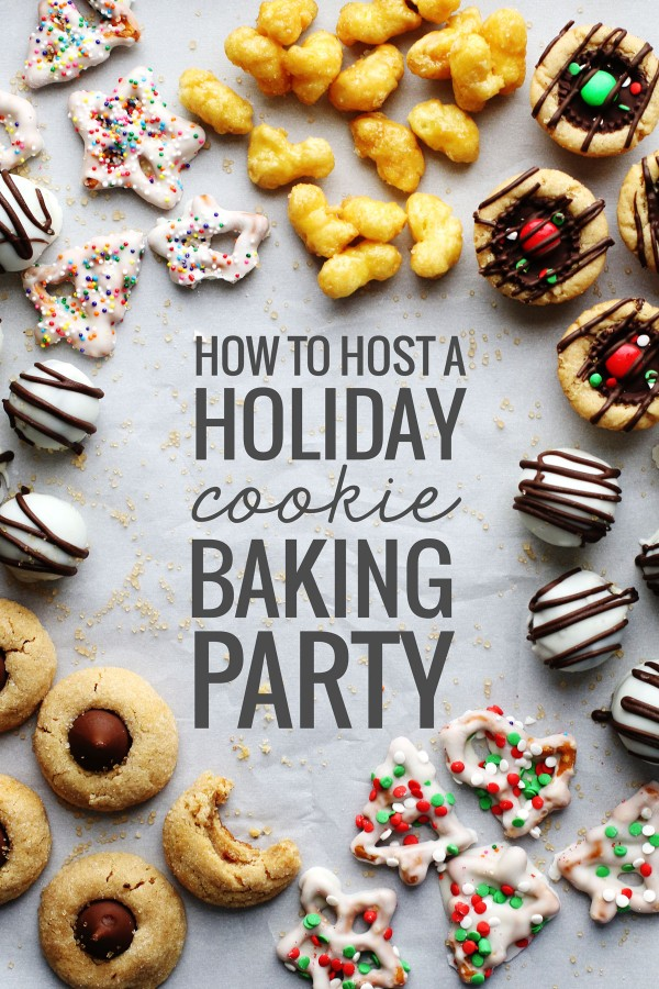Lindsay's Baking Party Tips at Pinch of Yum