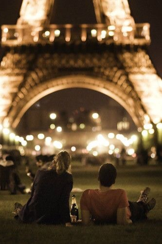 Sit and watch with him in the beauty of the night. {Image Source: Foursquare}
