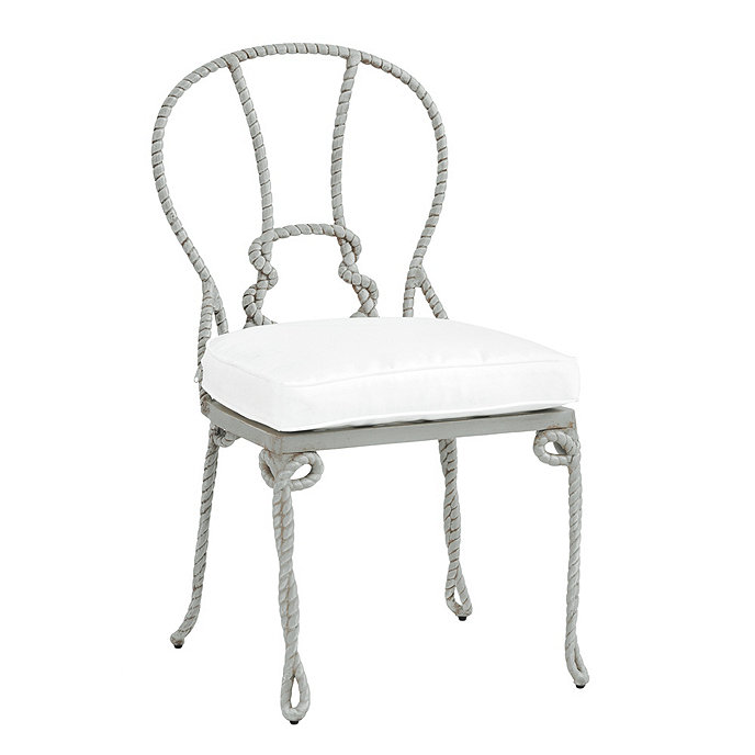 Miles Redd Bermuda Rope Dining Chairs