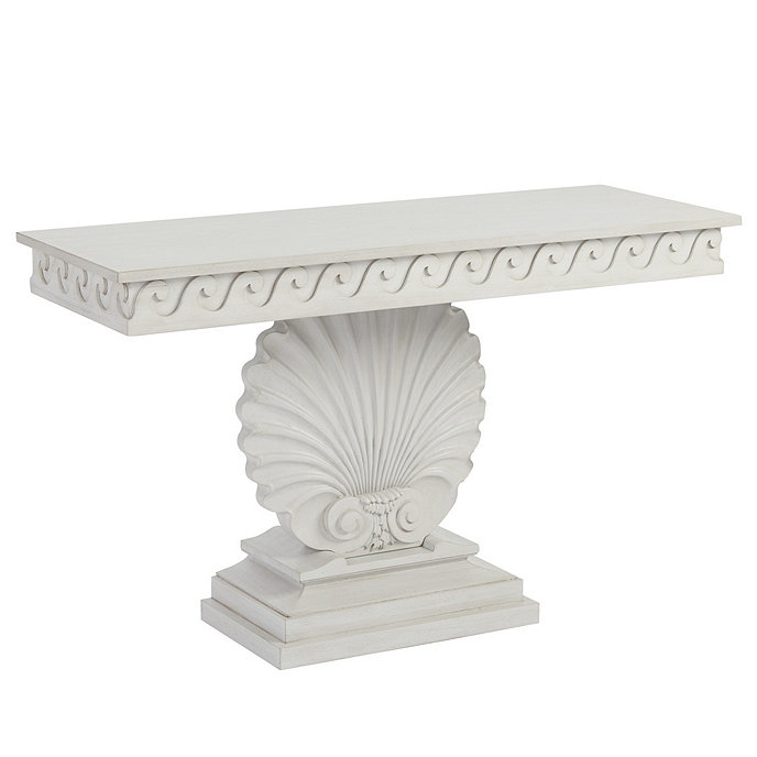 Miles Redd Shell Console Table