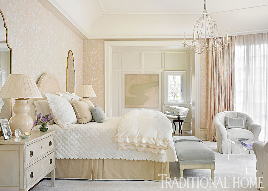 Interior Design: Pheobe Howard; Image Source: Traditional Home