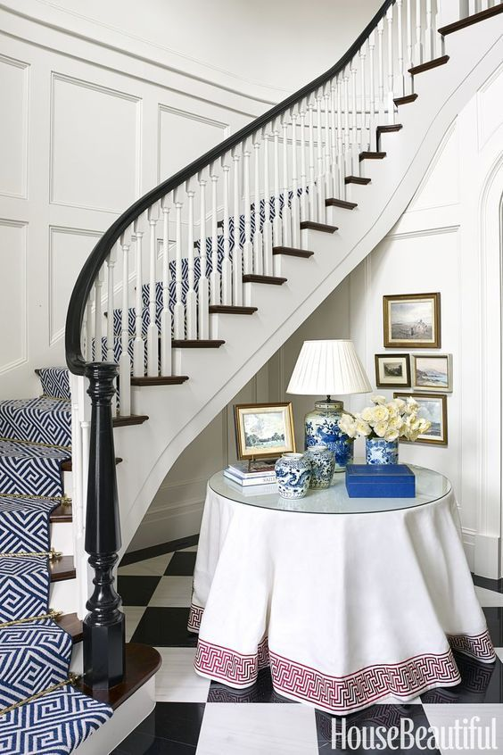 Image Source Suzanne Kasler  via House Beautiful