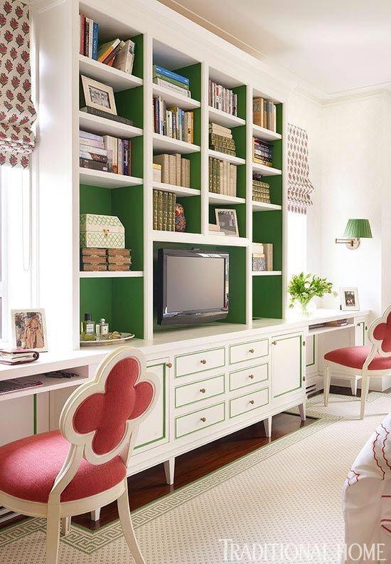 image Source via Traditional Home; Designer Celerie Kemble