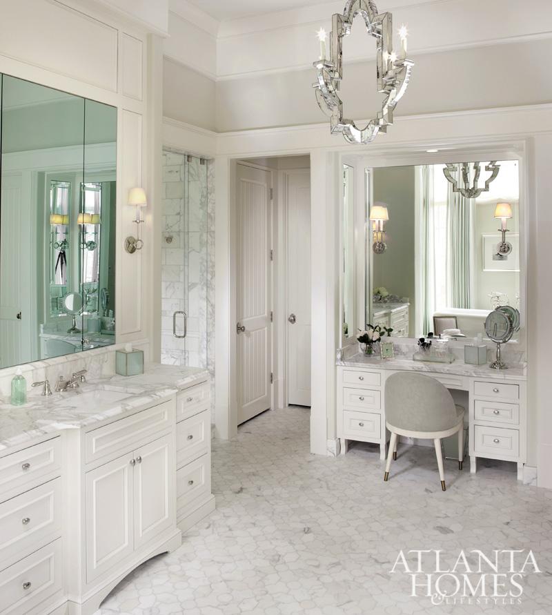 {Image Source via Atlanta Homes & Magazine, Designer Julia Stainback}
