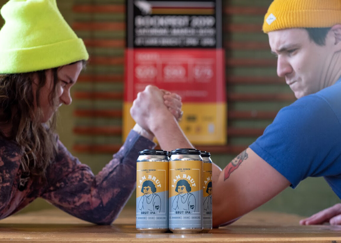 SEE WHAT'S CURRENTLY AVAILABLE ON DRAFT AND IN CANS - TASTE OUR BEER