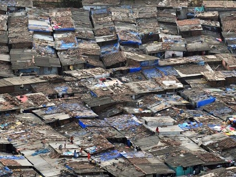 Dharavi: certainly urban, no? Even though it is a village in the city?
