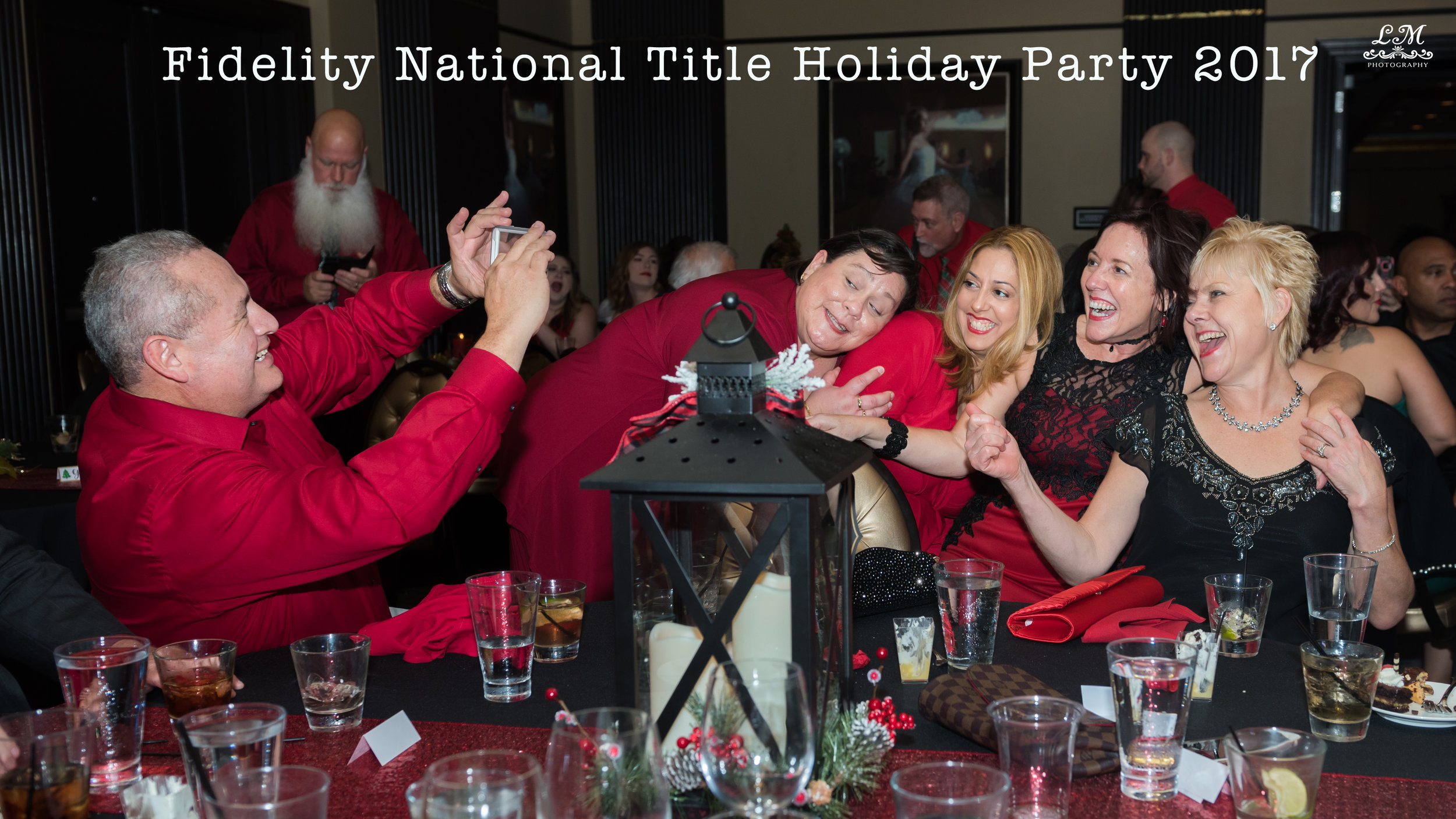 fidelity mutual holiday party