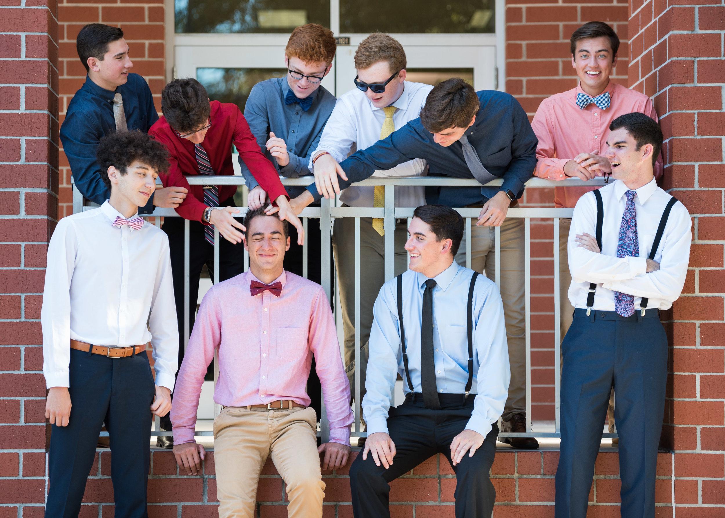 brantley high schoolers