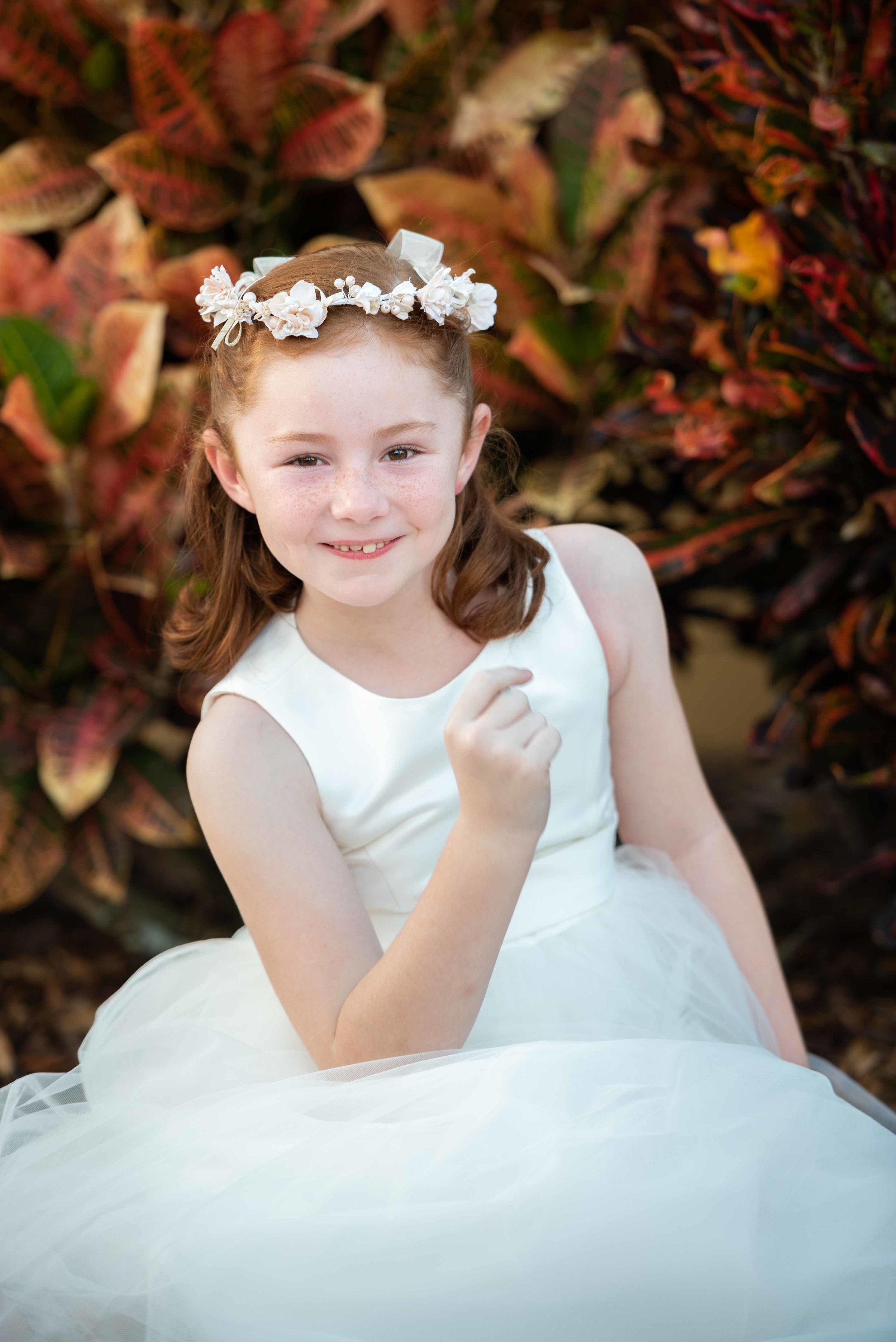 first communion at St. Mary Magdalen Church