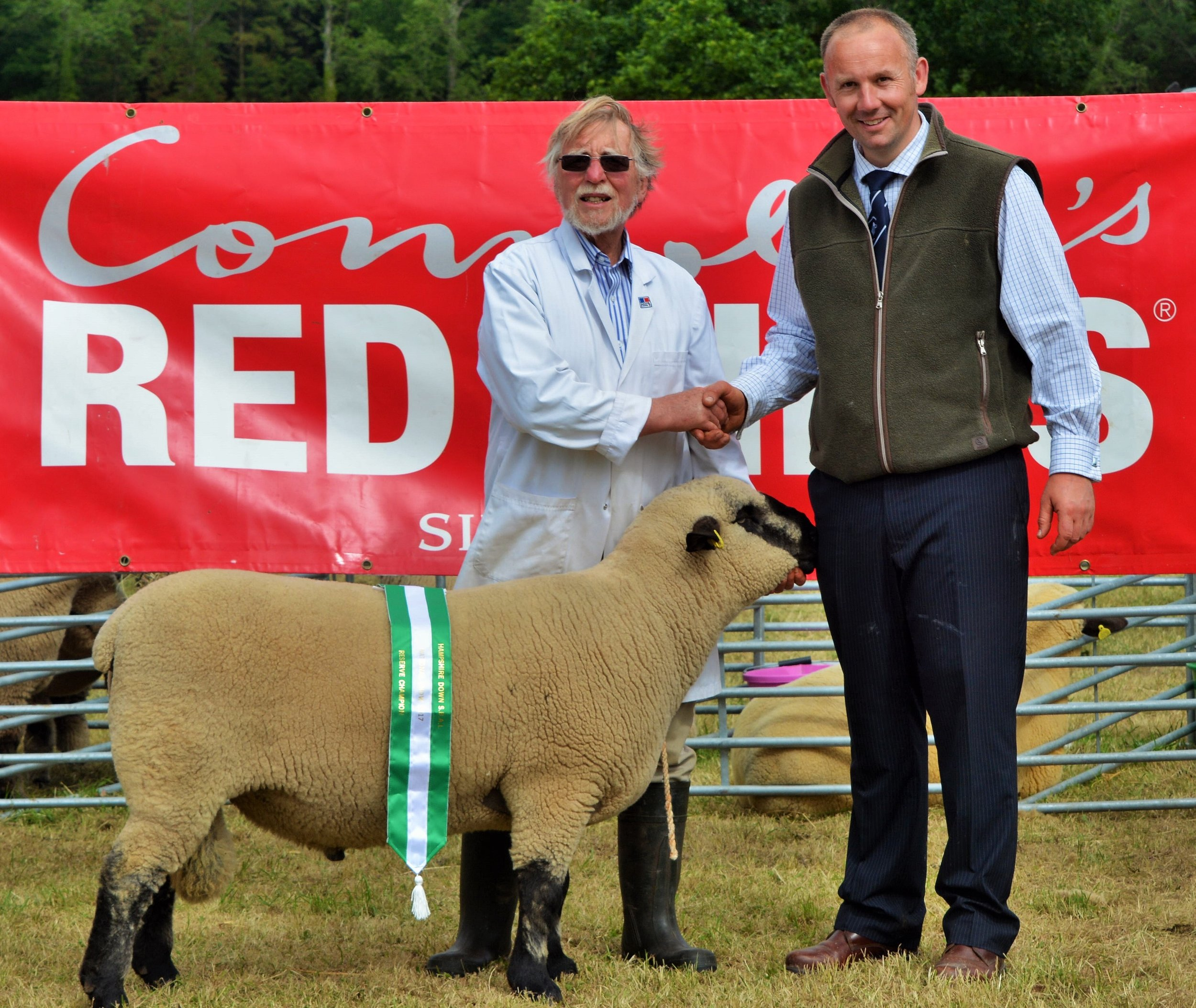 Reserve Champion Loughan Moss