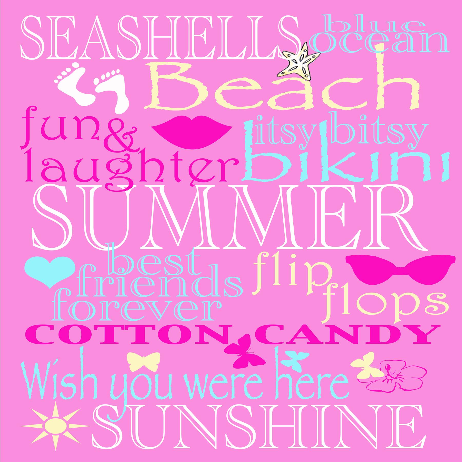 girls beach card 6x6 inch.jpg