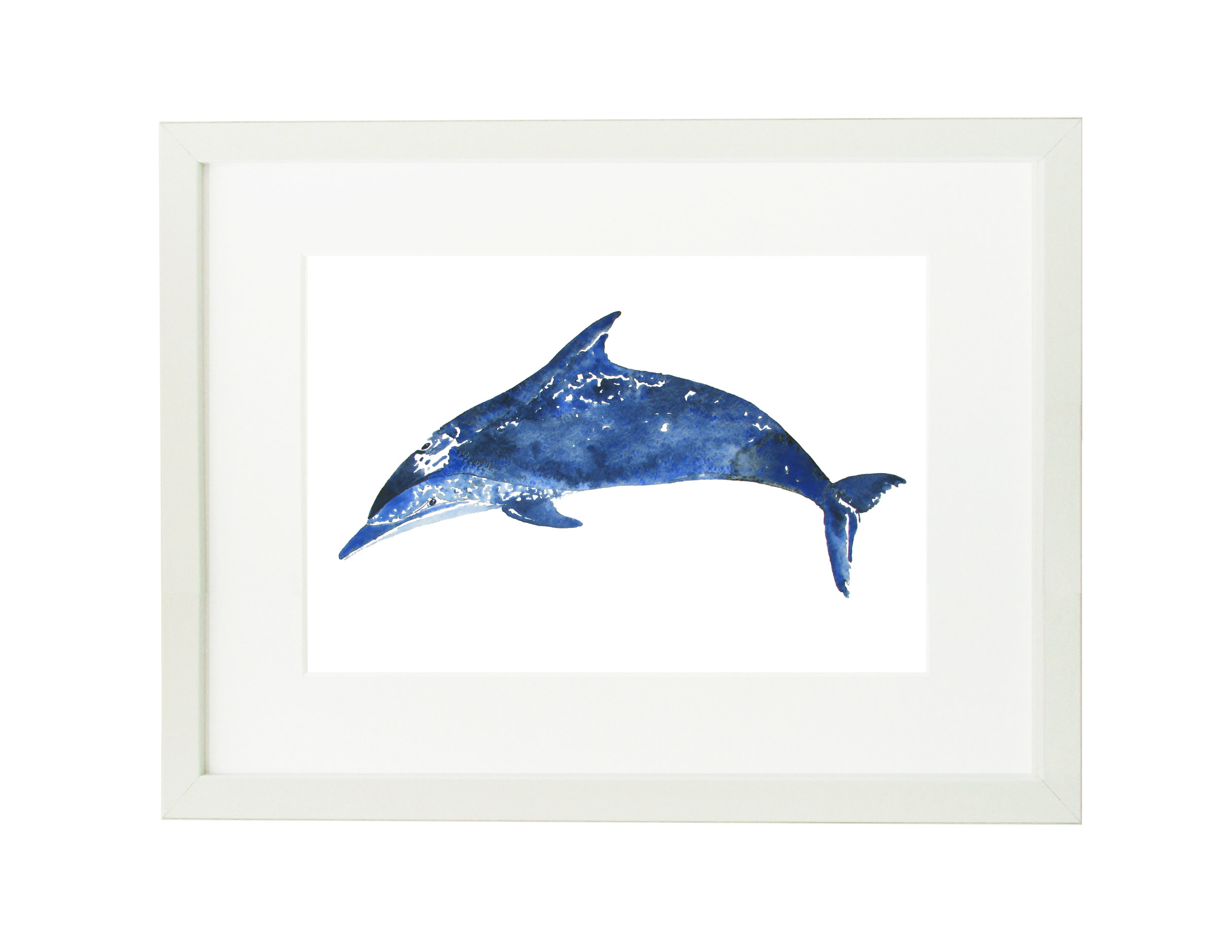 blue spotted dolphin 30x40 frame for website.jpg