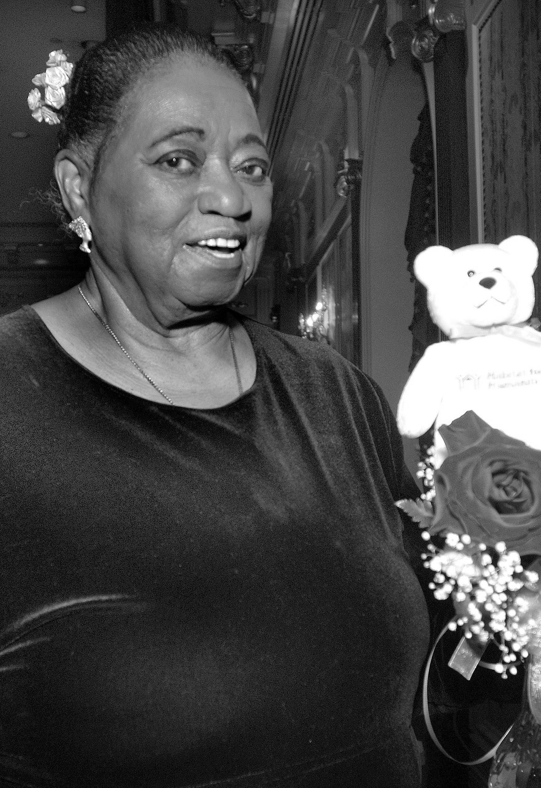 Ms. Nettie Carter