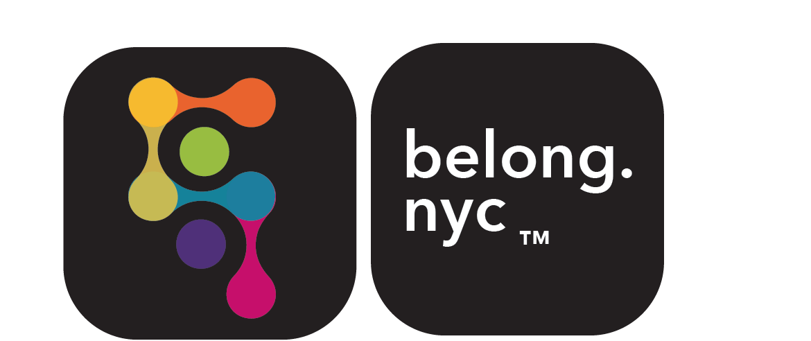 belong.nyc - app design, UX experience, branding