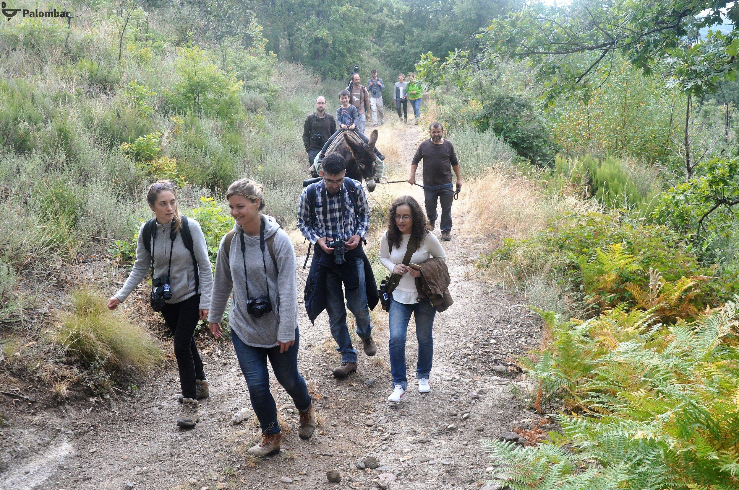 Parque Natural de Montesinho - percurso | 13 de outubro de 2018
