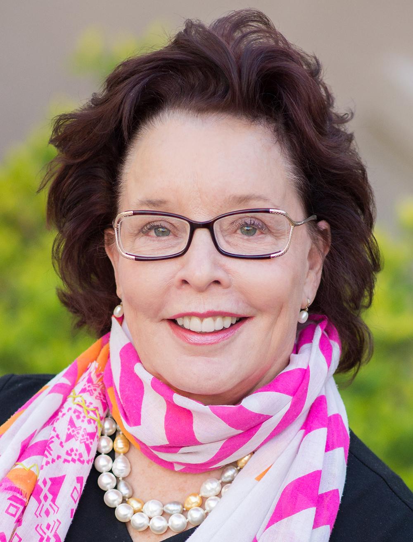 President/CEO Sharon Osborne