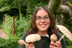 ABOUT THE INSTRUCTOR - Anna McHugh is a writer, mushroom hunter, and mycological educator who writes a blog about Kingdom Fungi and the human encounter with mushrooms. Anna's lectures and workshops reveal the inner workings of fungal ecology, gourmet mushroom cultivation, and the rich folk traditions of using mushrooms as food and medicine. Anna also produced the hour-long documentary Crazy About Mushrooms, for which she traveled the United States speaking with mushroom luminaries from all over bringing their stories, and the story of the mysterious mushroom, to light.
