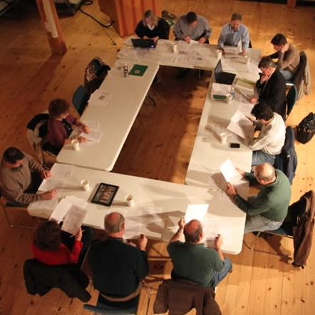 The Eco-Institute Environmental Education Chapel Hill NC Green Venue Meeting Place Board Meetings Co-working Space Host Event