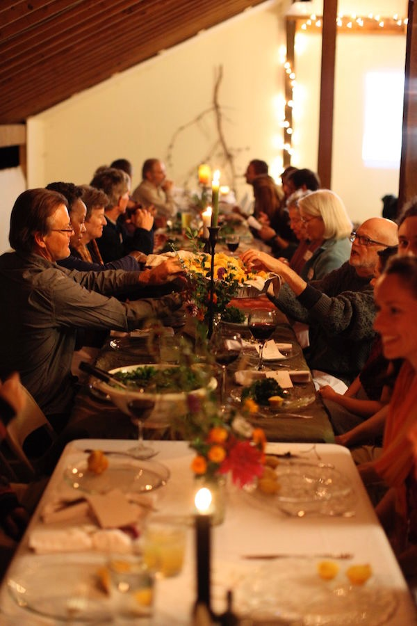 Farm To Table Dinners The Eco Institute At Pickards Mountain