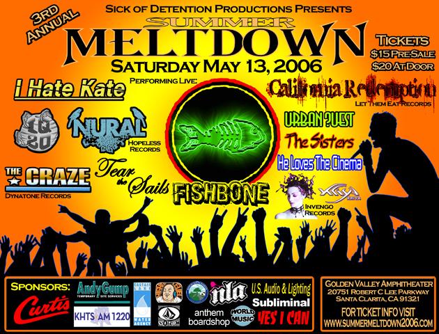 Summer Meltdown 2006