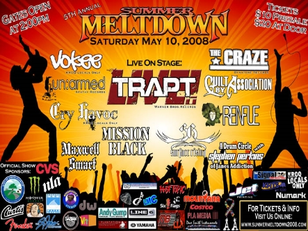 Summer Meltdown 2008