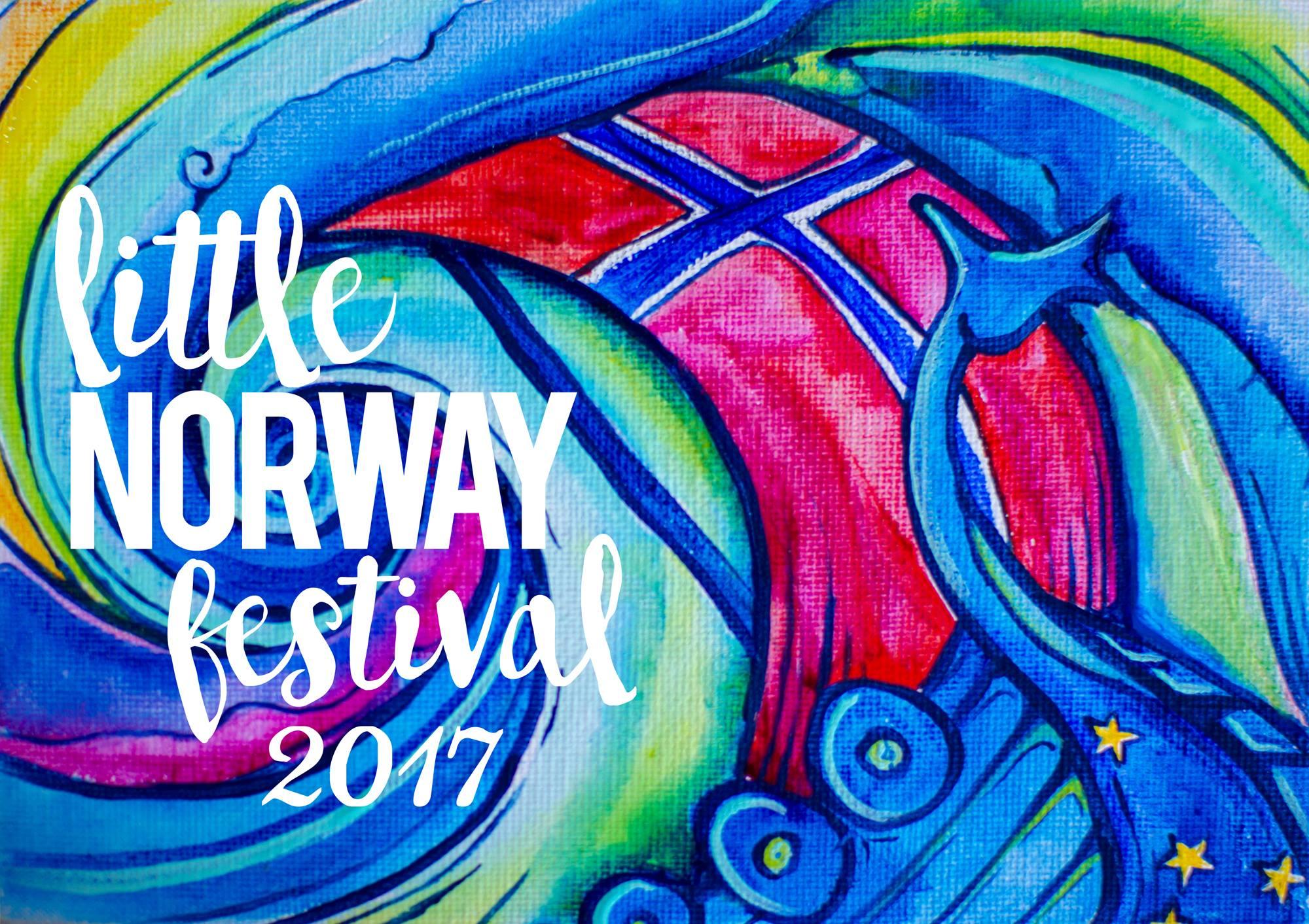 Little Norway Festival Logo