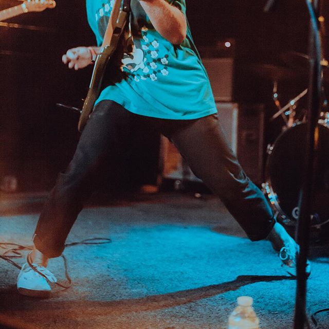 FANCY FOOTWORK (we play at The End in Nashville tonight woo💕)
